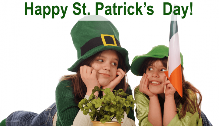 St. Patrick's Day web resources