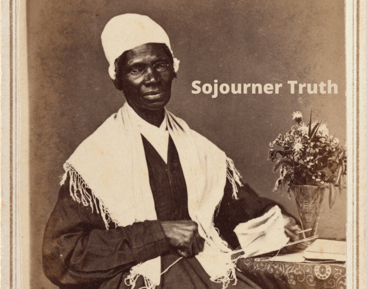Sojourner Truth web resources
