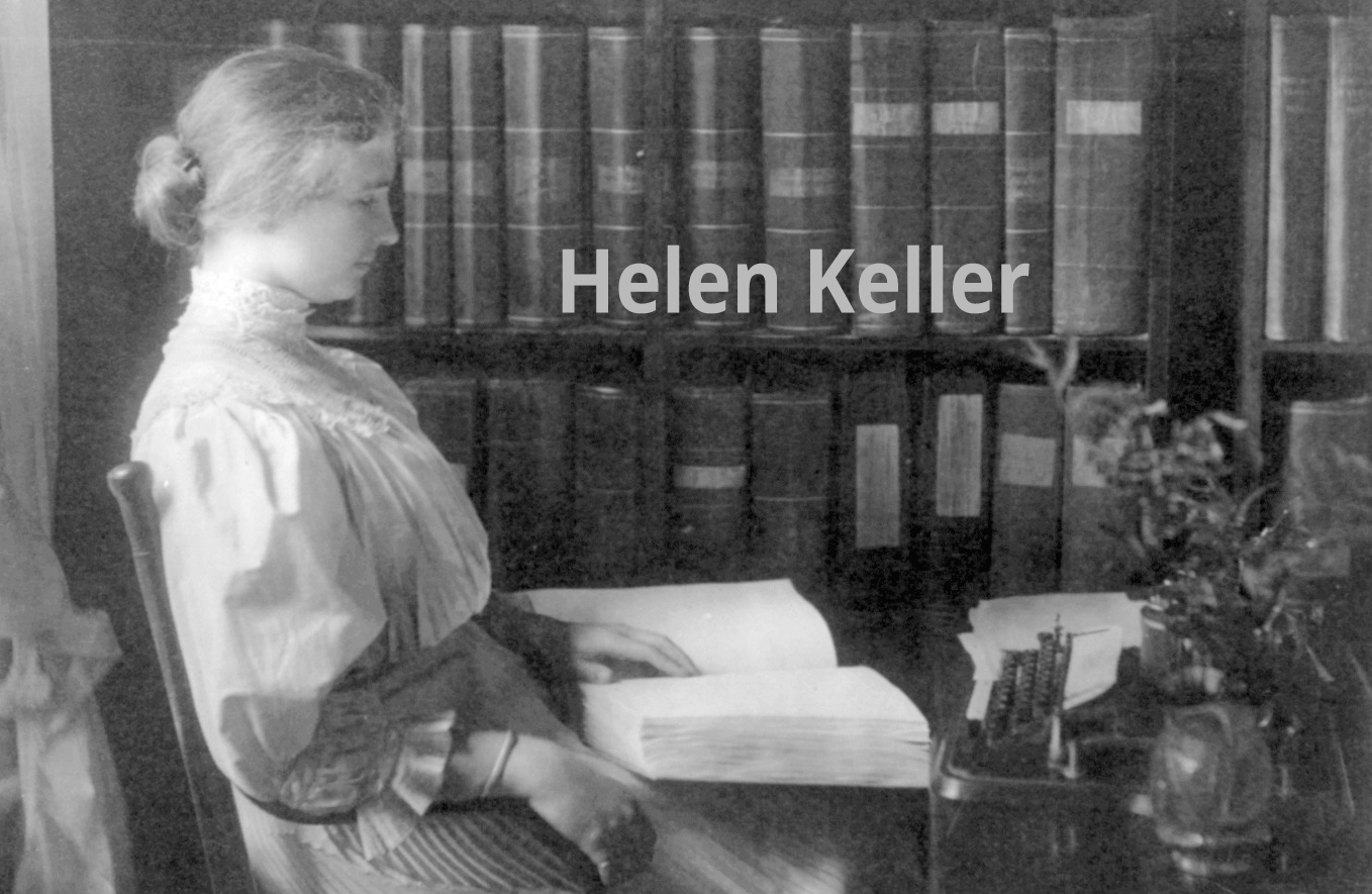 three days to see by helen keller essay Essay three days to see helen kellar (1880-1968) helen kellar has proved to be one of the greatest role models of not just disabled people, but also.