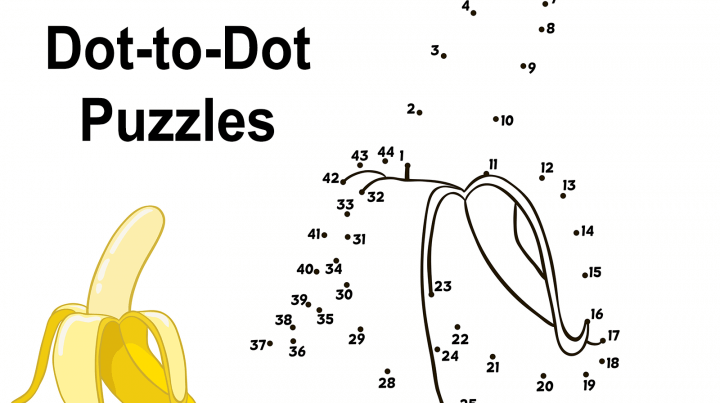 Dot To Dot Puzzles