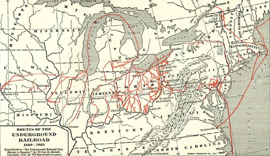 an analysis of underground railroad There's nothing really wrong with this guide to colson's the underground railroad it does what it sets out to do - gives a summary and analysis of the book, and it certainly offers a very useful introduction.