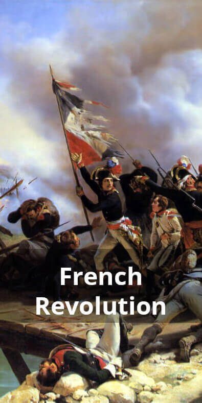 The French Revolution (1789 - 1799) was period of political and social upheaval when the people of France brought down the monarchy. #history #france #K12 #resources