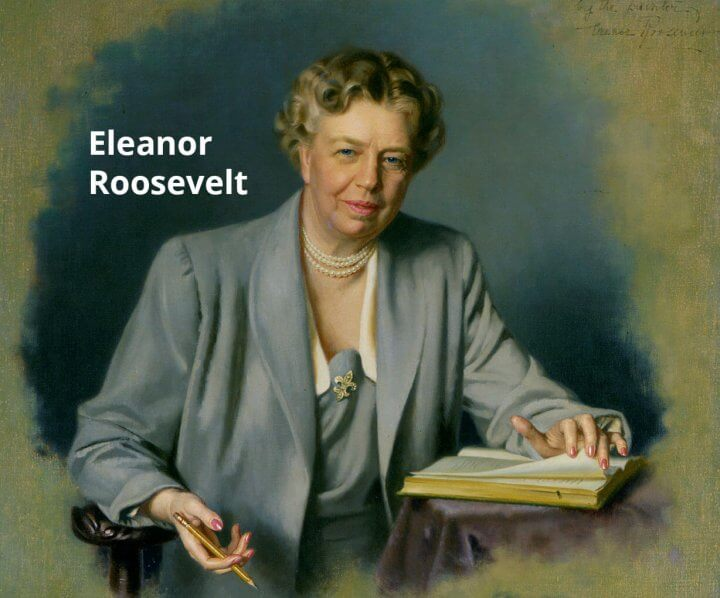 Eleanor Roosevelt First Lady