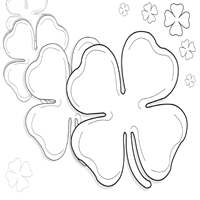 Clovers to Color
