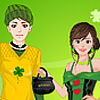 St. Patrick's Day Dress Up