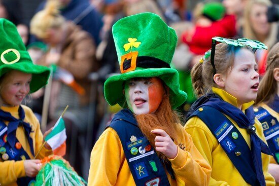 Five Cities with the Best St. Patrick's Day Celebrations