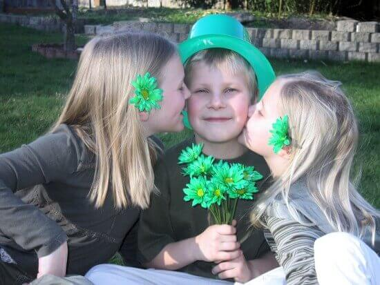 St. Patrick's Day Crafts for Your Elementary Age Kids