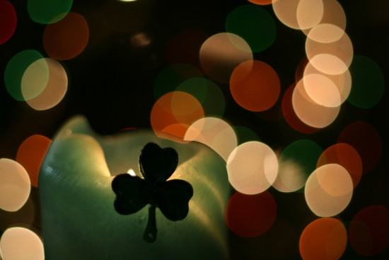 Shamrock Pretty Lights