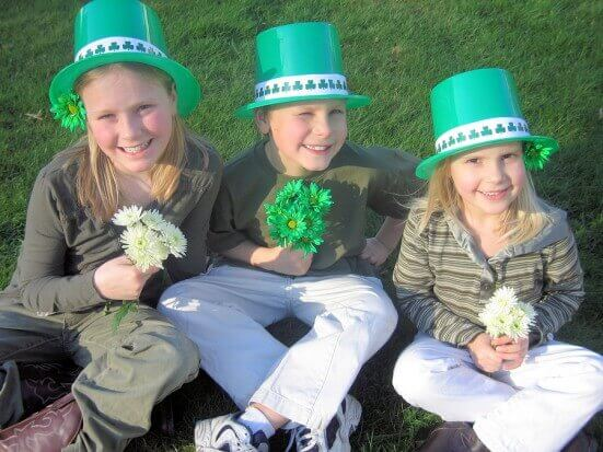 St Patty's Day Kids