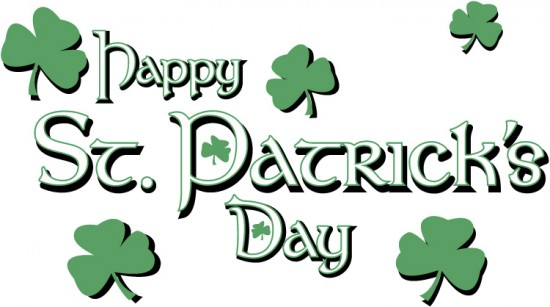 Happy StPatricks Day