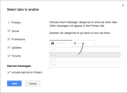 How to Customize Gmail Tabs
