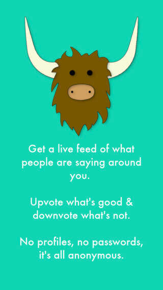 Yik Yak is anonymous, local and social.  But is this a good thing?