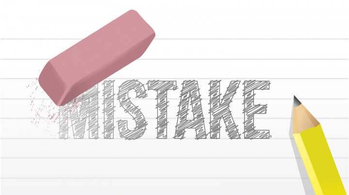 How to Erase Social Media Mistakes