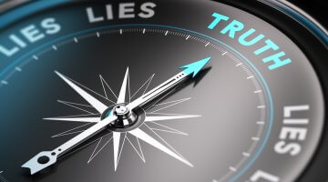 Two Truths and a Lie:  How to Fact Check the Internet