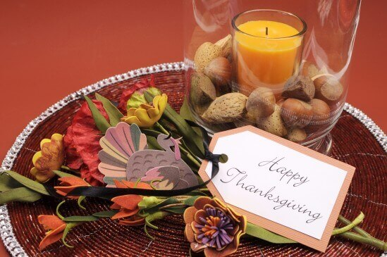 Thanksgiving Centerpieces You Can Make With Your Kids