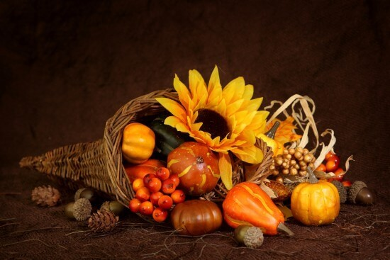 Outstanding Thanksgiving Centerpieces