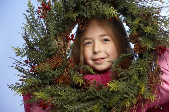 Kid Wreath