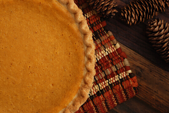 Freshly-baked-pumpkin-pie