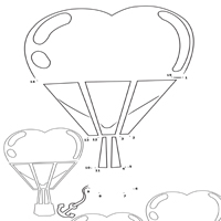 Thumbnail image for Love is In the Air Dot to Dot 1 – 15