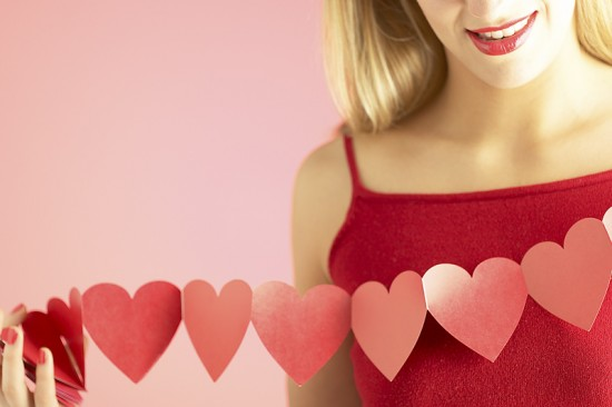 Romantic Valentine's Day Crafts Women Can Make