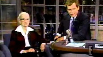 Grace Hopper on Letterman