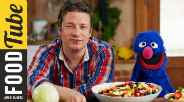 Jamie & Grover's Healthy Food Fiasco