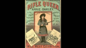 The Wild West – Annie Oakley