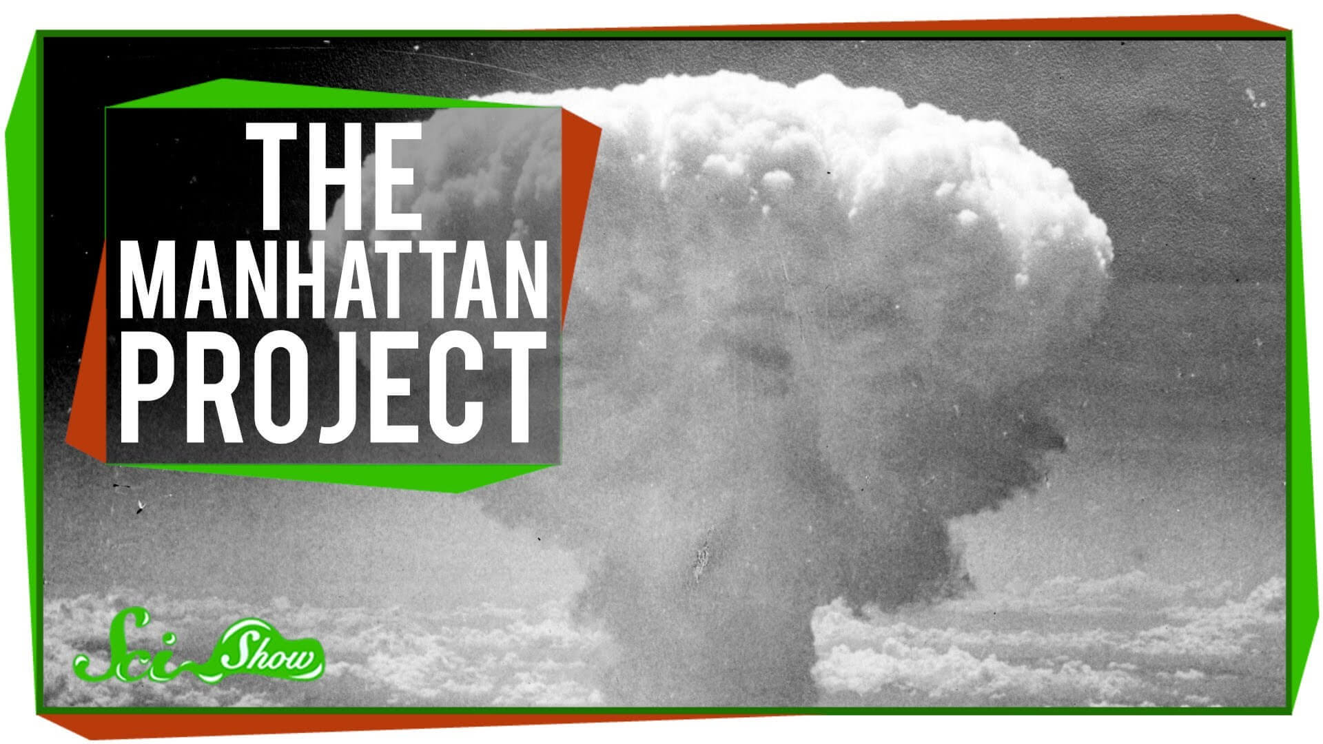 the history of the manhattan project The manhattan project: making the atomic bomb is a short history of the origins and development of the american atomic bomb program during world war ii.