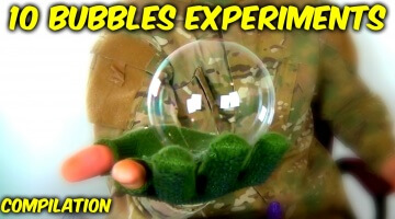 10 Bubble Experiments