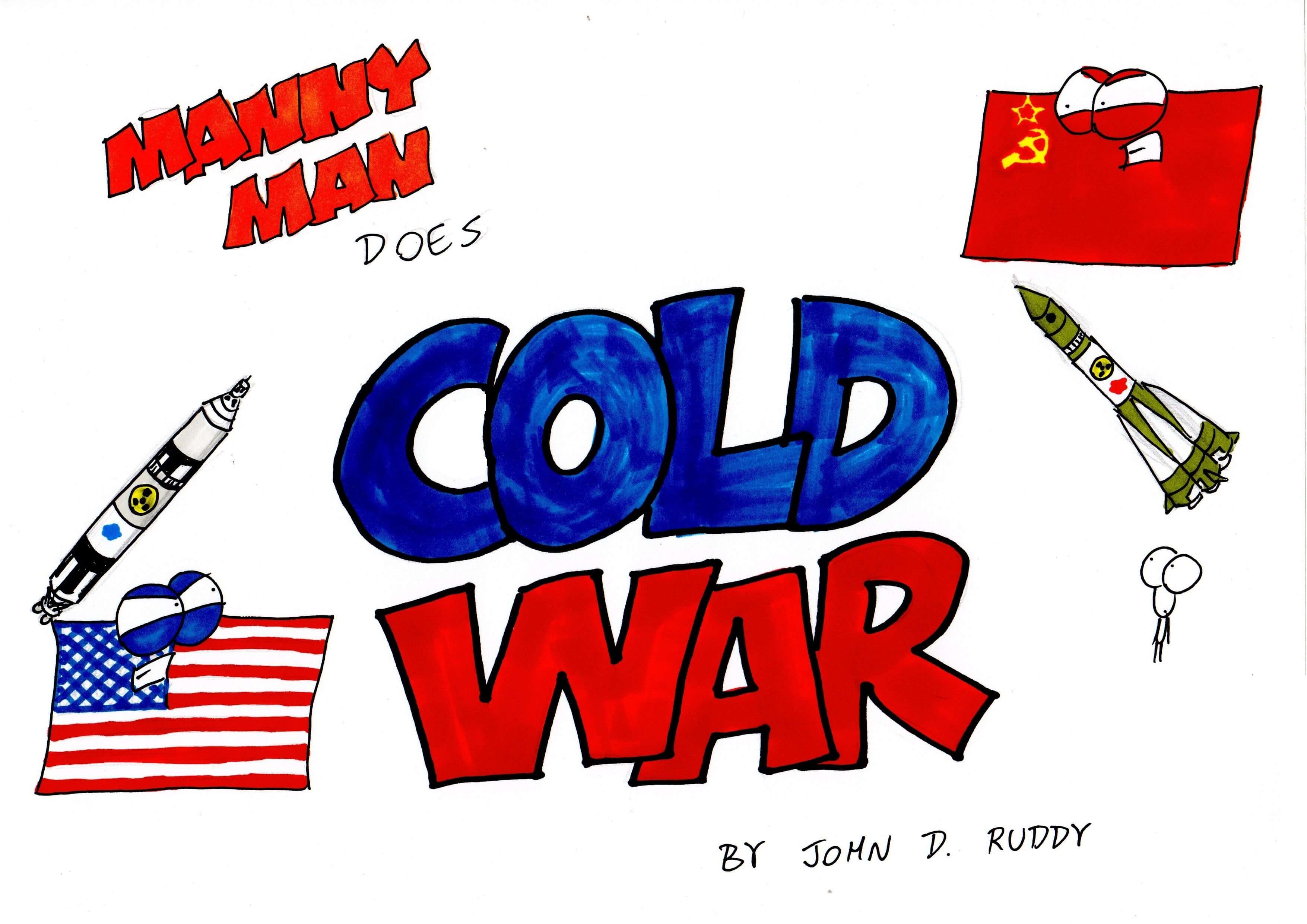 how did the cold war begin and what weapons were used to fight this was When us-soviet relationships were at their frostiest in the 1980s, there was no telling what sort of exotic threat was about to come roaring through russia's iron curtain  10 cold war weapons.