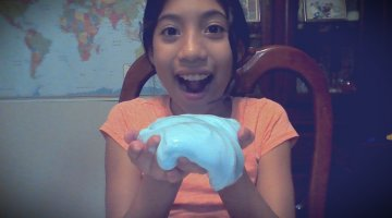 How to Make Slime with Only 2 Things