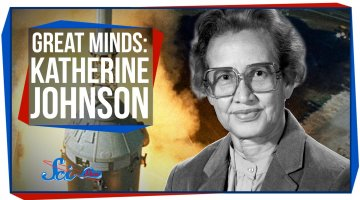 Great Minds: Katherine Johnson