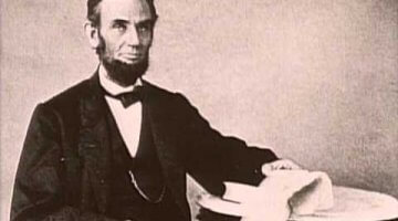 Abraham Lincoln – The Emancipation Proclamation