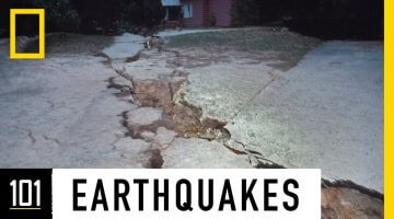 National Geographic: Earthquakes 101